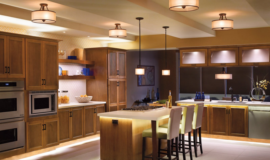 Many different lighting functions (source:www.inspirehomedesign.com)