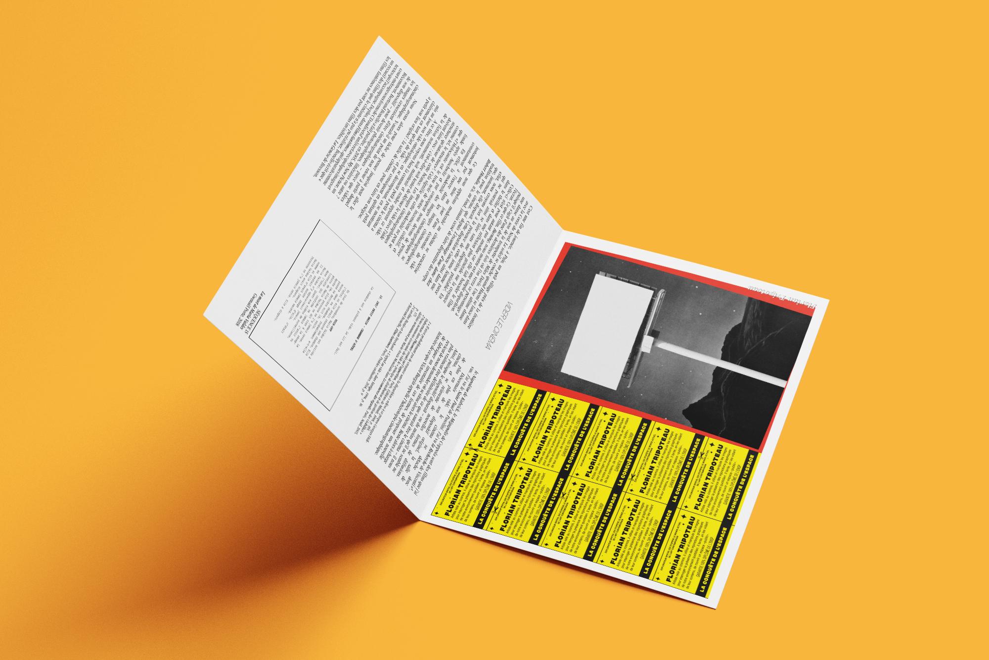 "Design for ""Revue Kilomètres N°5: Diffusion"" - ENSP Arles x HEAD Genève"