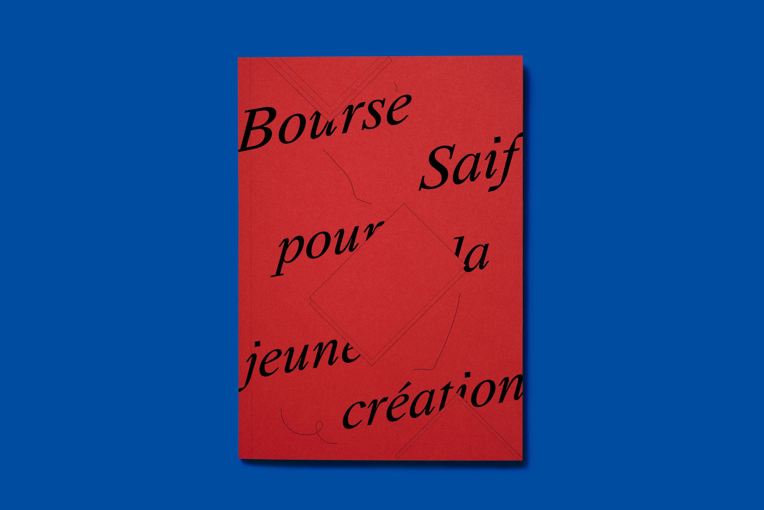 Design for ENSP Arles x La Saif