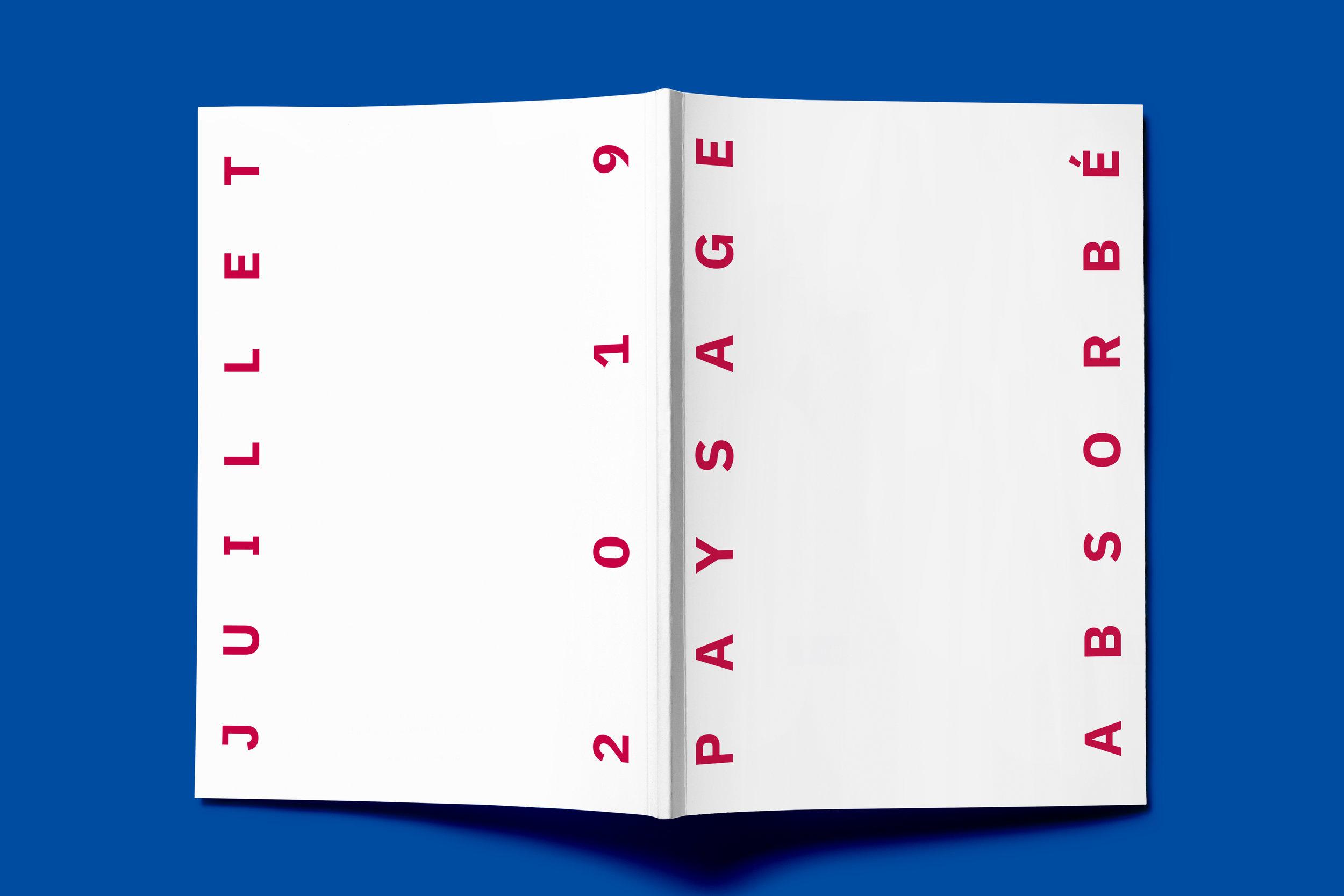 Design for ENSP Arles x SNCF