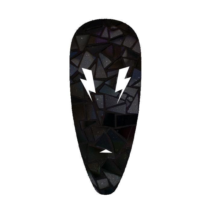 G.lit(z)ch mask