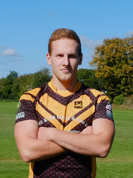 Kyle Baggett - Wing/Centre