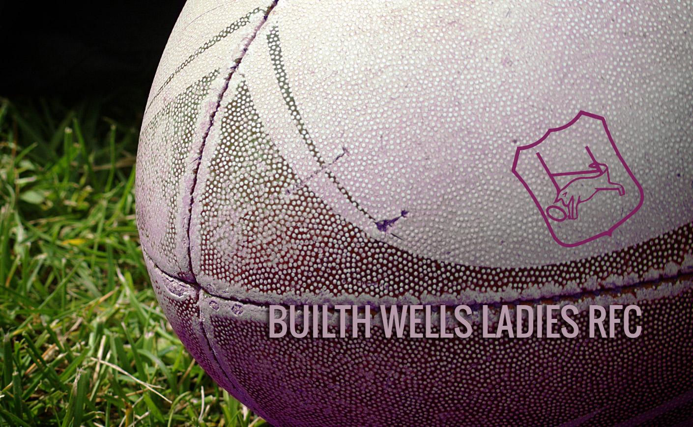 Builth Wells Ladies Team In Action