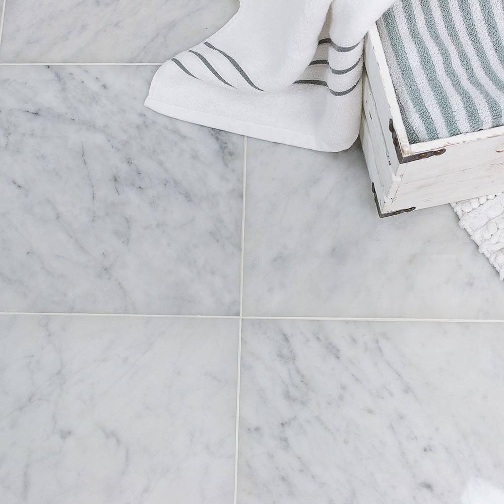 Carrara Marble Tiles Post Rock And