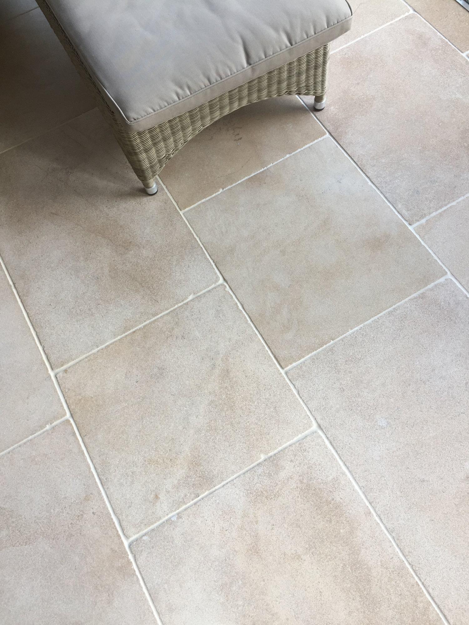 Natural Stone V S Porcelain Tiles