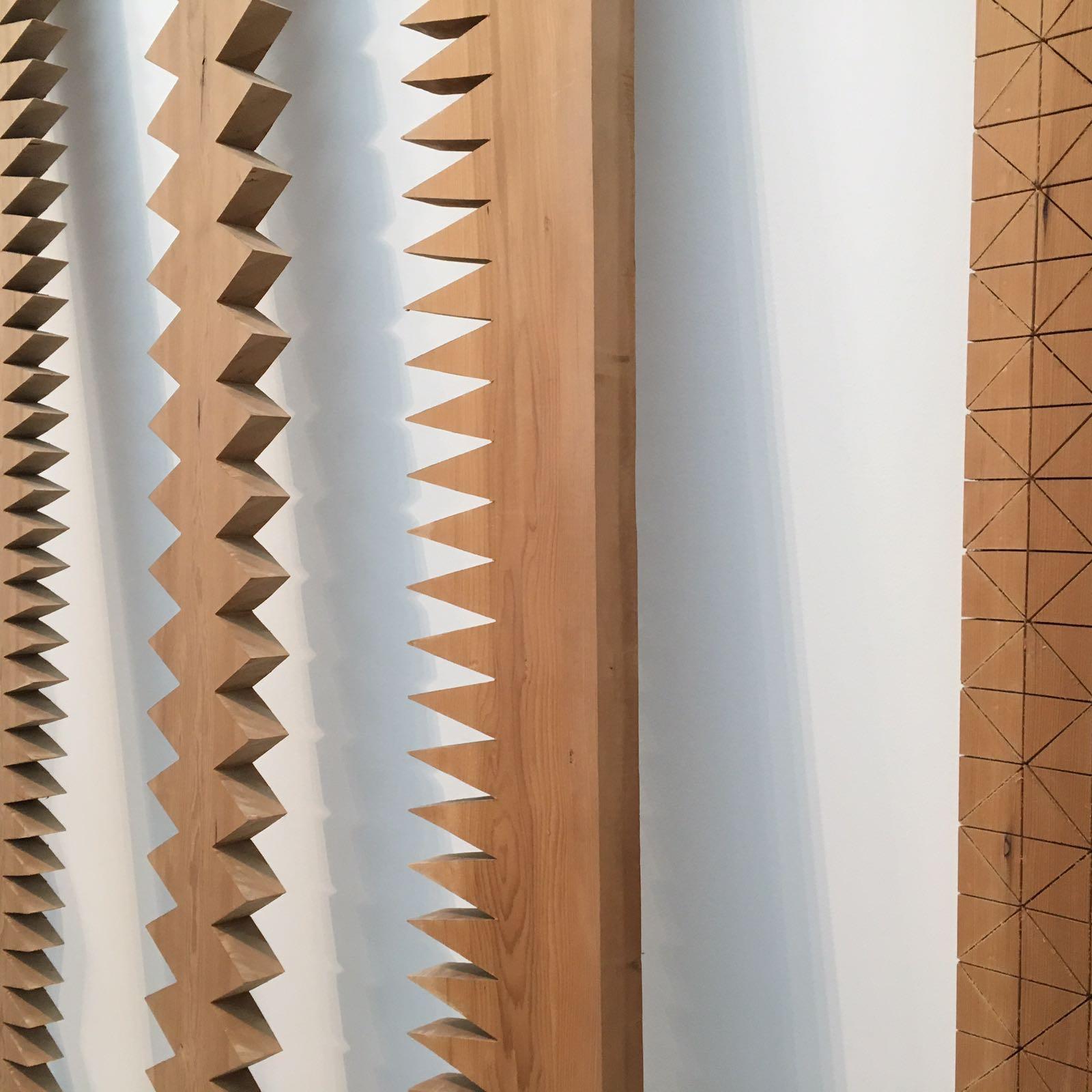 'From surface to surface' by Susuma Koshimizu   Tate Modern, London   UK