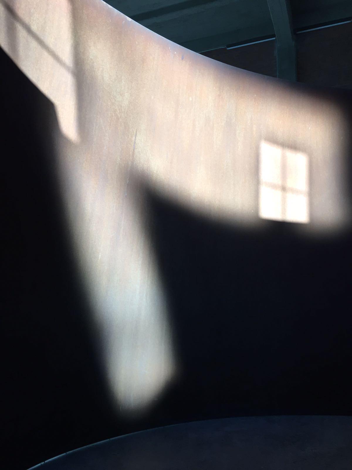 Serra Sculpture, a sacrale experience   Dia:Beacon   NY