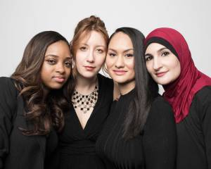 """Carmen Perez ,  Linda Sarsour , and  Tamika Mallory , along with their Women's March co-chair  Bob Bland , have been named to the prestigious """"Time 100""""- Time' s  annual list of the 100 most influential people in the world! Read here ."""