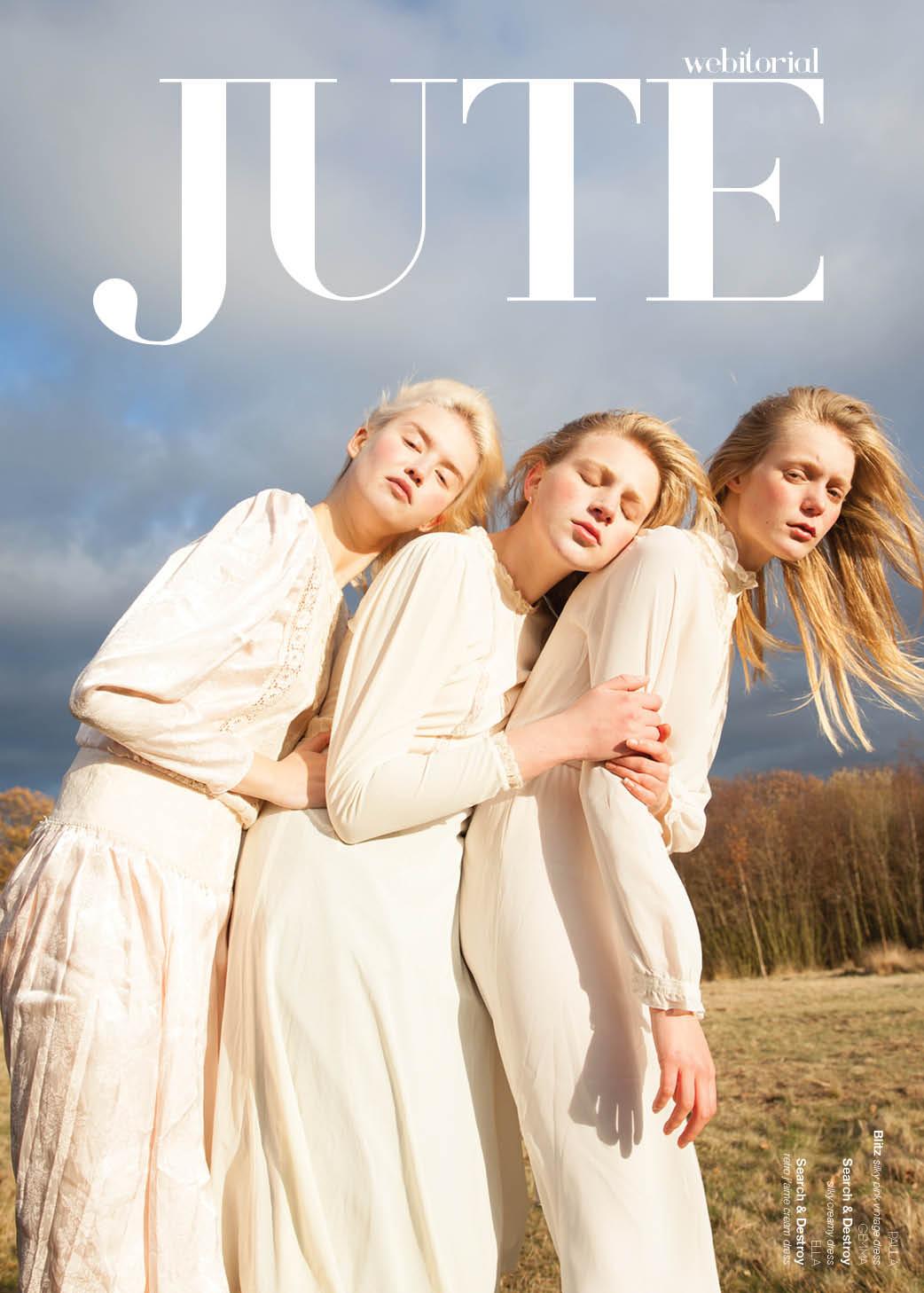 'Zephyr' - Jute Magazine