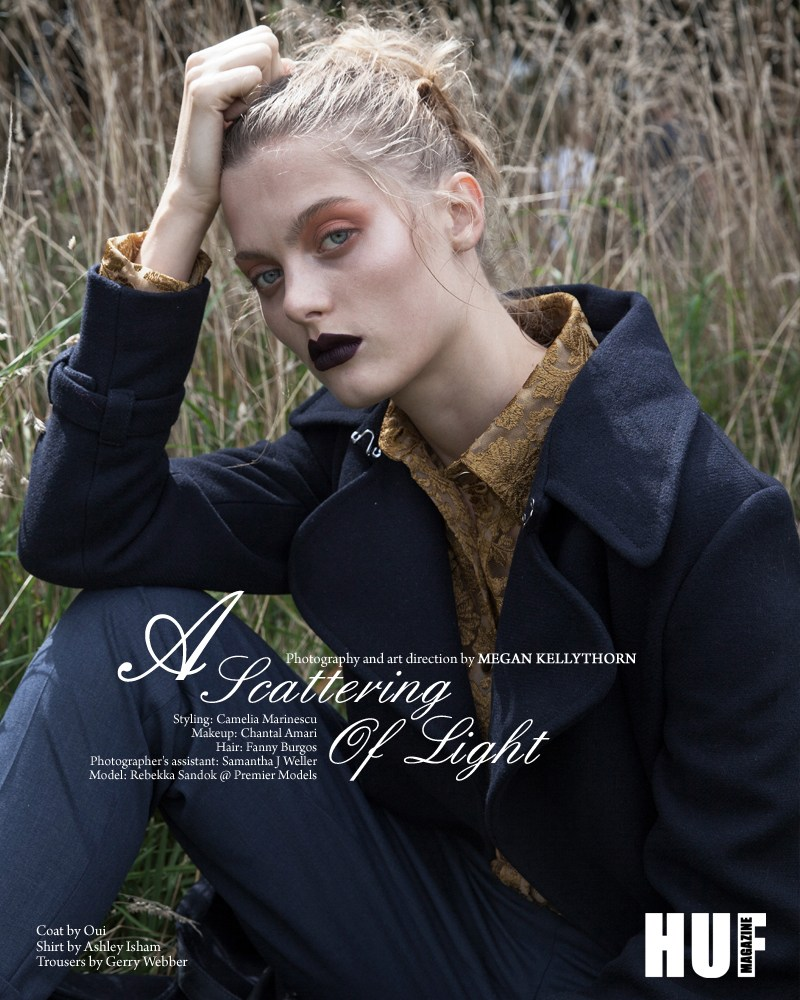 'A Scattering of Light' - HUF Magazine