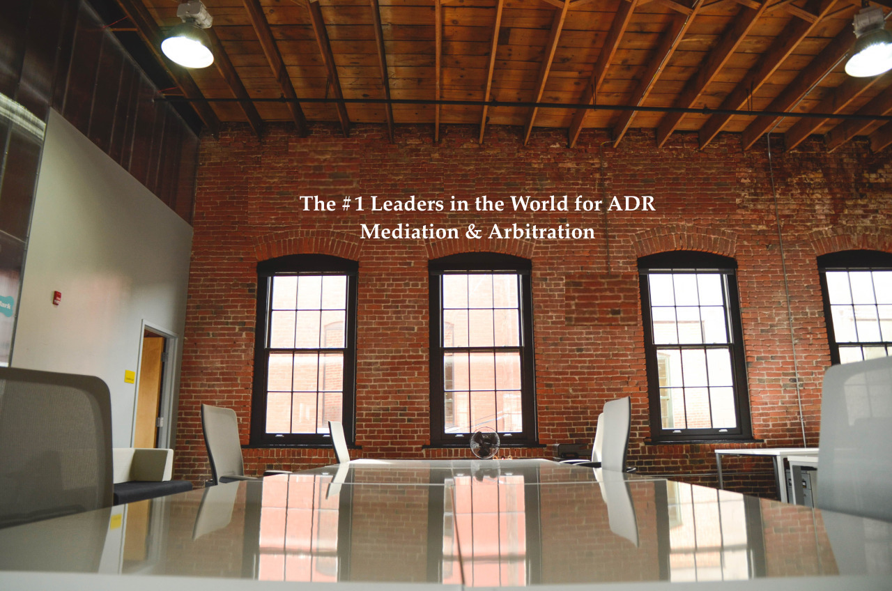 ADR: Mediation and Arbitration Firm
