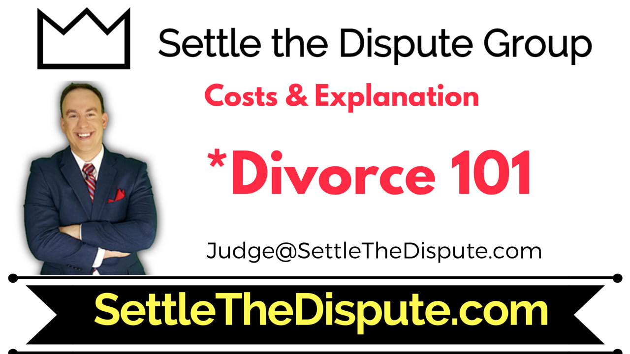 The Costs of Divorce - Explained - Mediation Costs