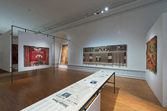 Nicholas John Jones for Artforum //     Hannah Ryggen at The National Gallery, Oslo