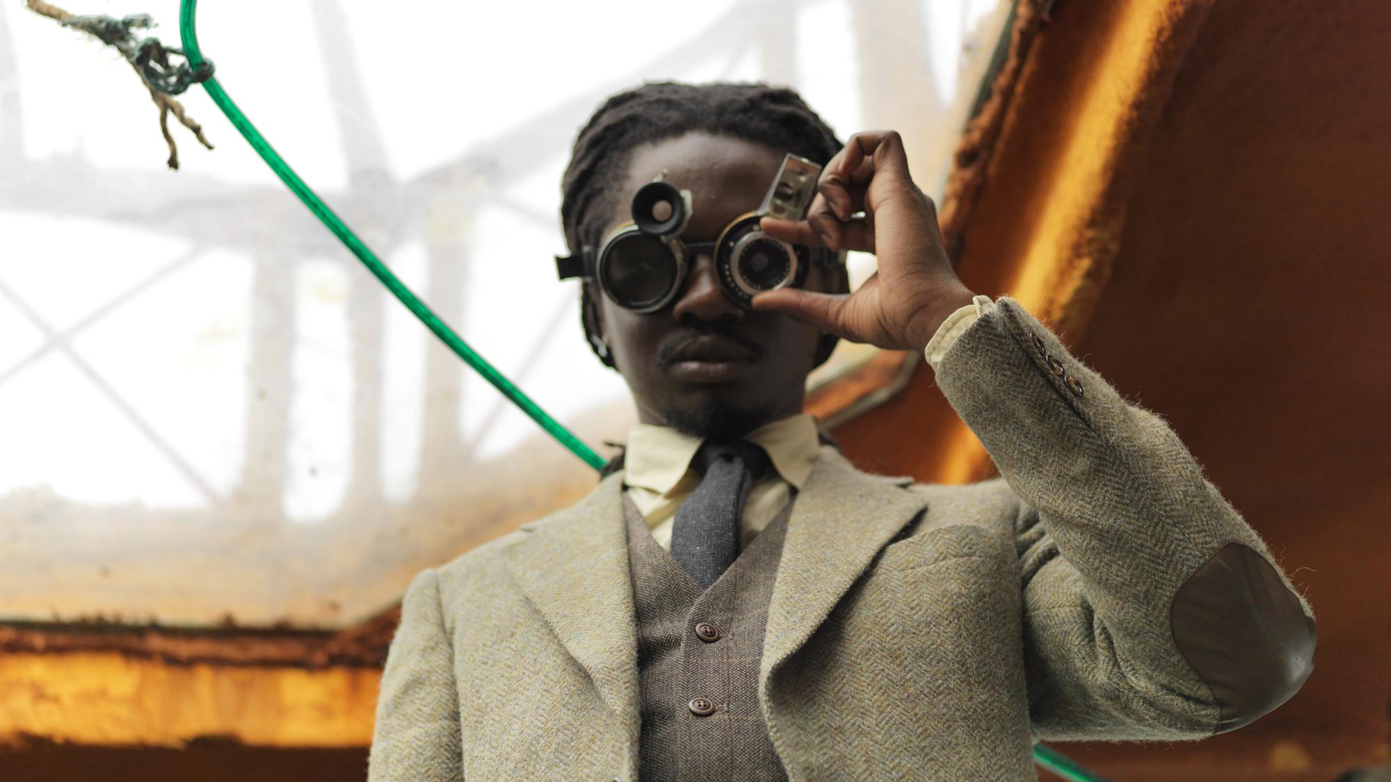 Finding Fanon 2015 169(PR shot 3) Larry Achiampong & David Blandy 2000.jpg
