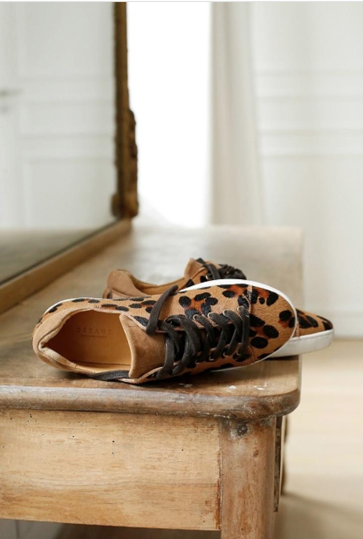 For wild ones   Jack Sneakers from Sézane $160