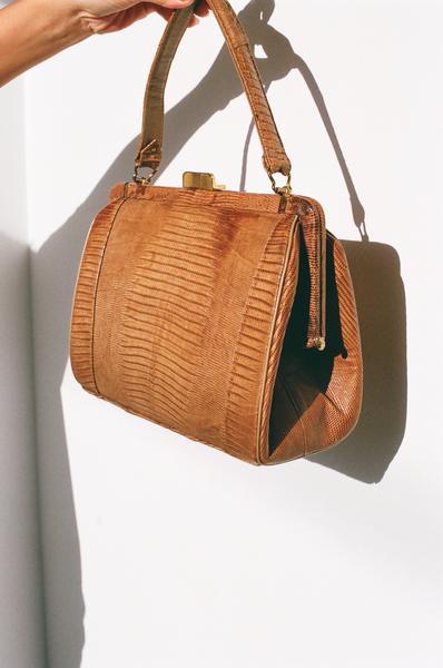For large ambitions   NANIN Vintage Handbag $118