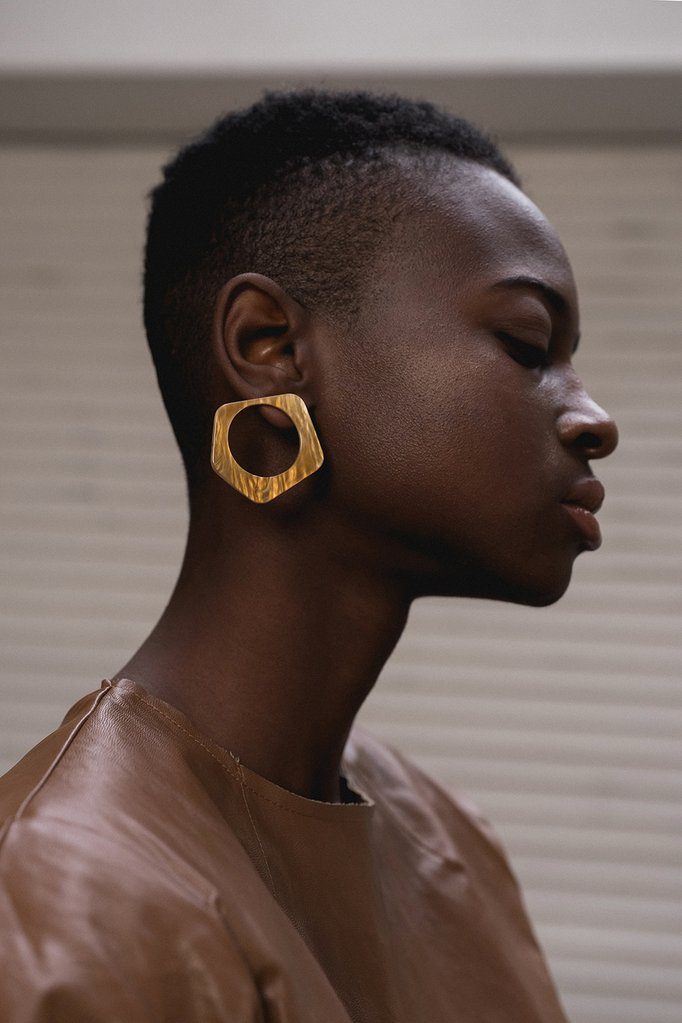 For soiree with the closest   Belleza Earring from The LOÉIL $32