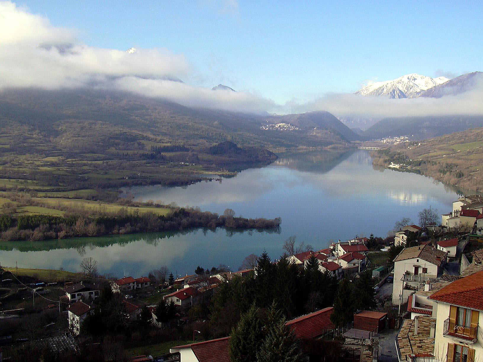 Emilia Romagna to Calabria- Lago di Barrea.jpg