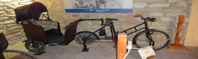 Cycling the Renaissance - bike museum.jpg