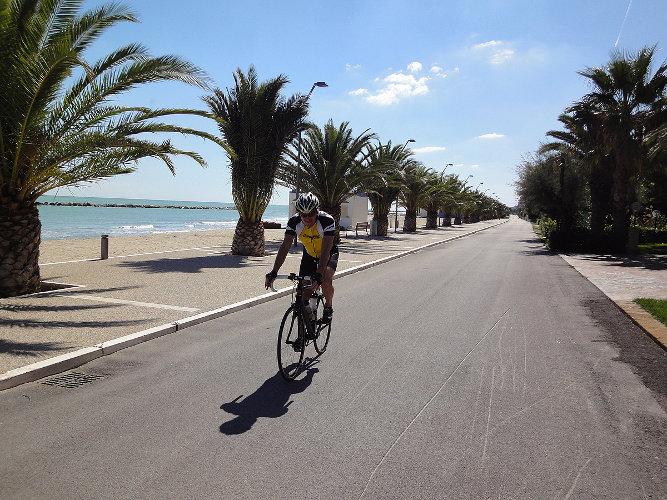 Cycling the Renaissance - Grottammare.jpg
