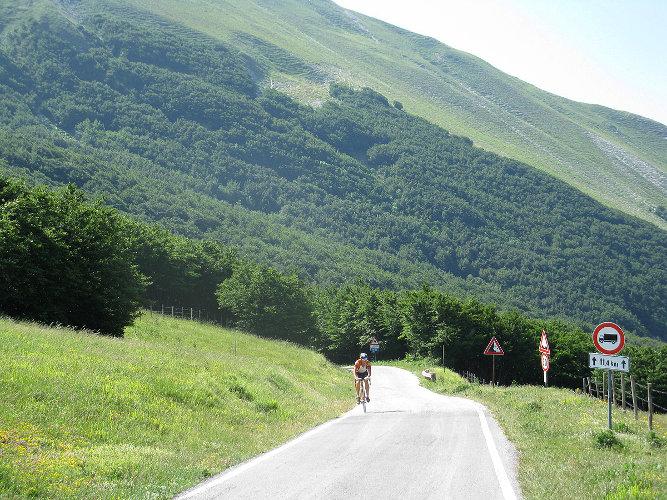 Cycling the Renaissance - Monte Catria.jpg