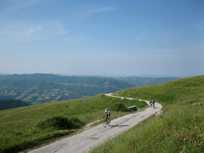 Cycling the Renaissance - Summit MonteNerone.jpg