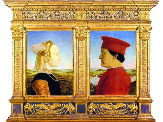 Cycling the Renaissance -Dukes Piero della Francesca.jpg