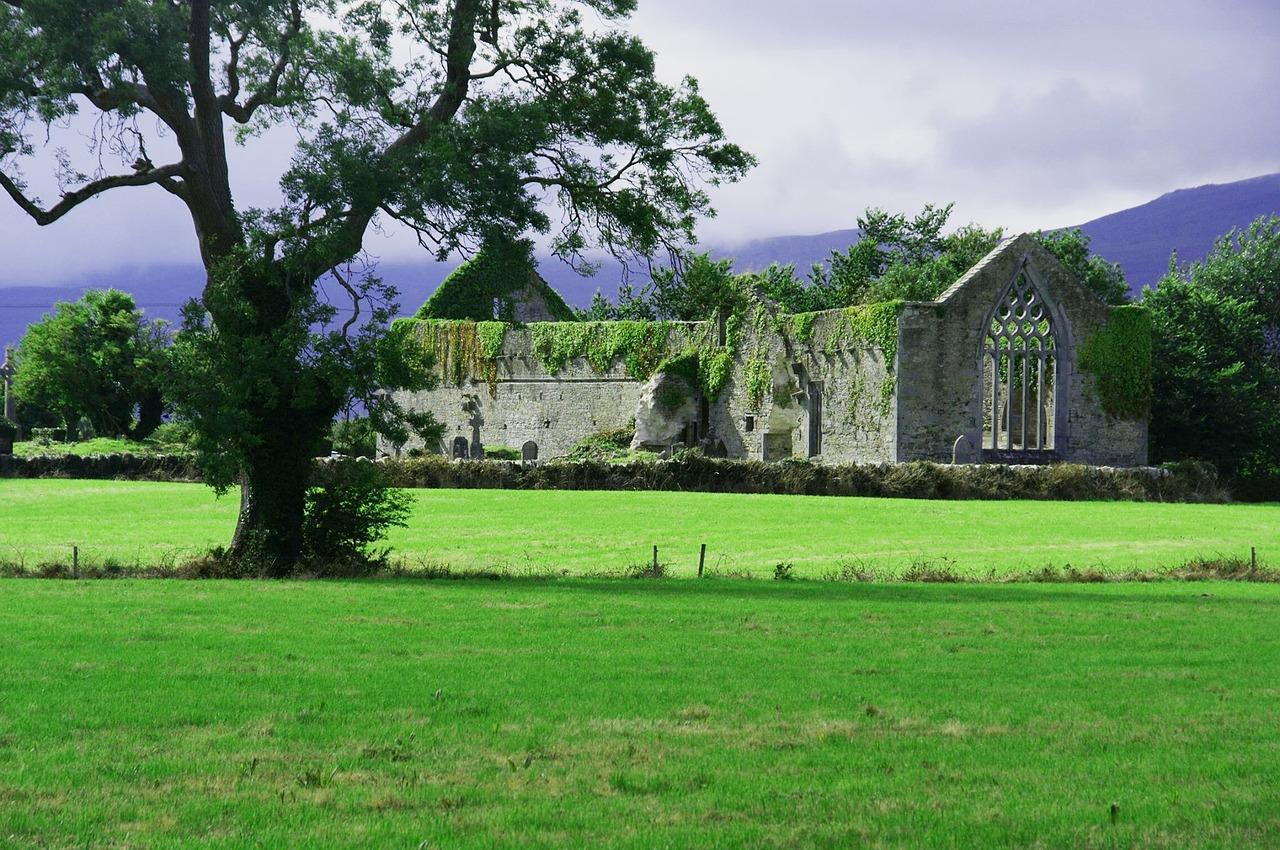 Killarney, Cork - Kilcoman Abbey.jpg