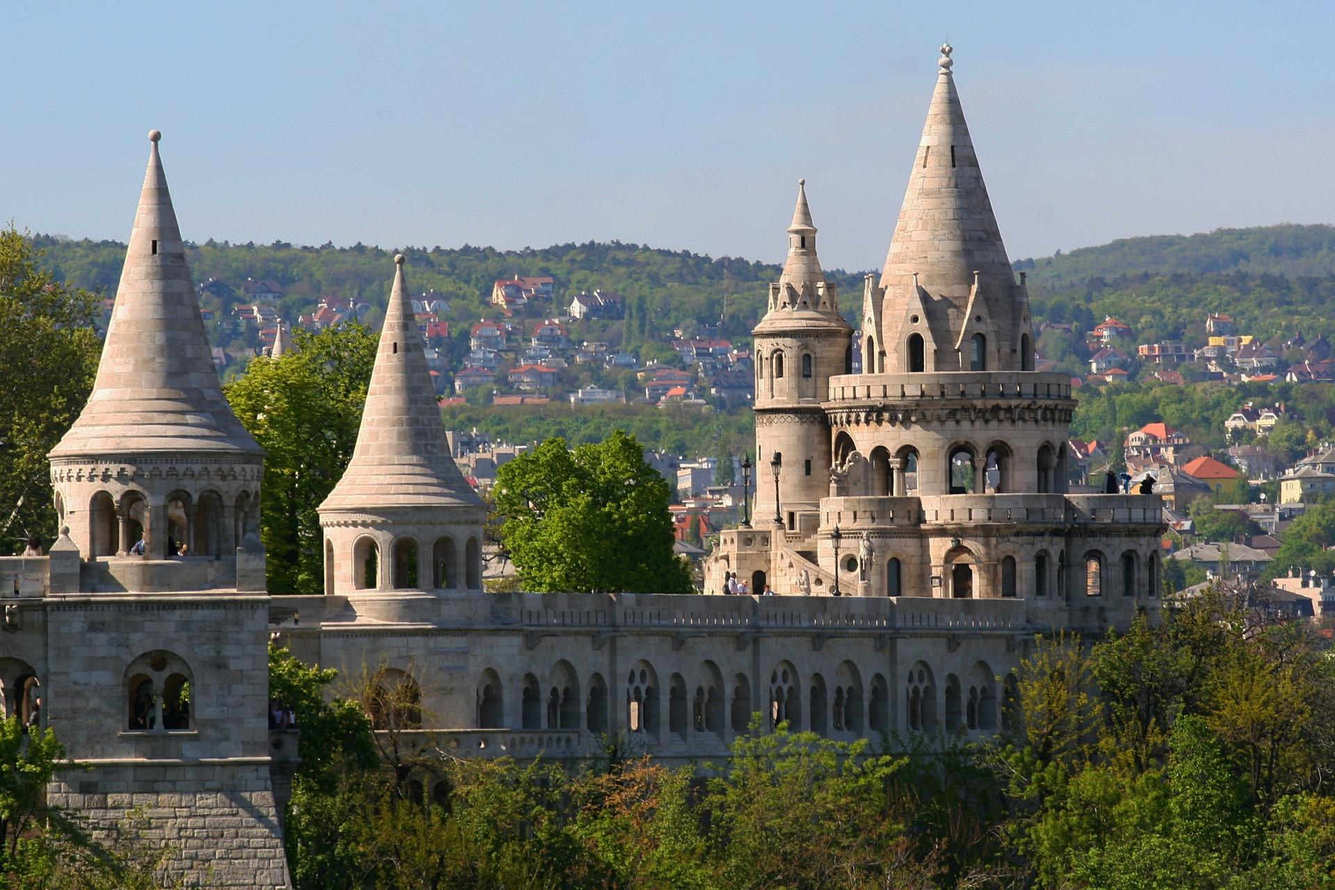 Budapest, Fisherman's Bastion.jpg