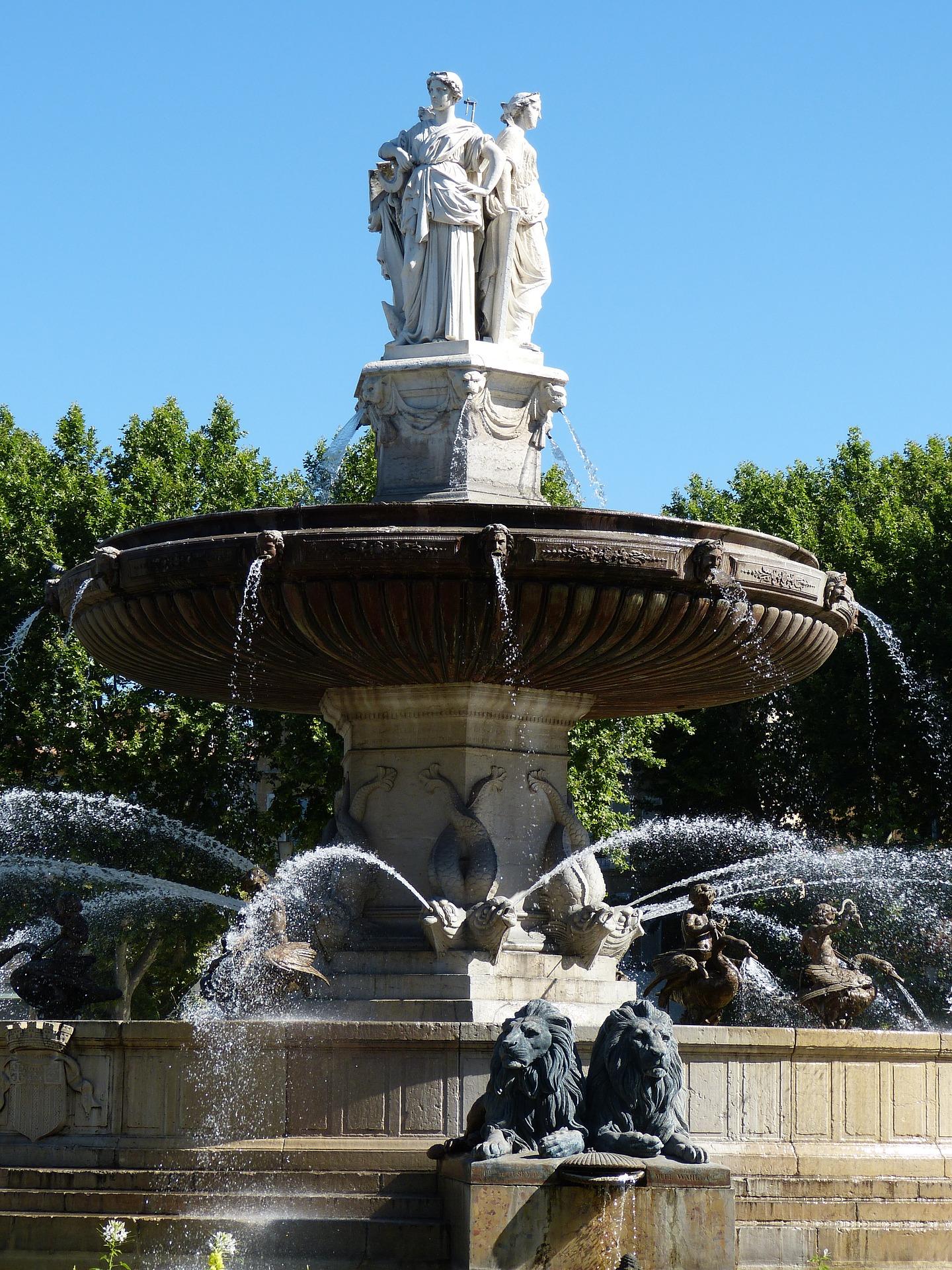 Aix en Provence Fountain.jpg