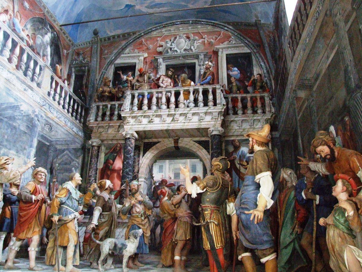 Ecce Homo, Varallo, Chapel 33.jpg
