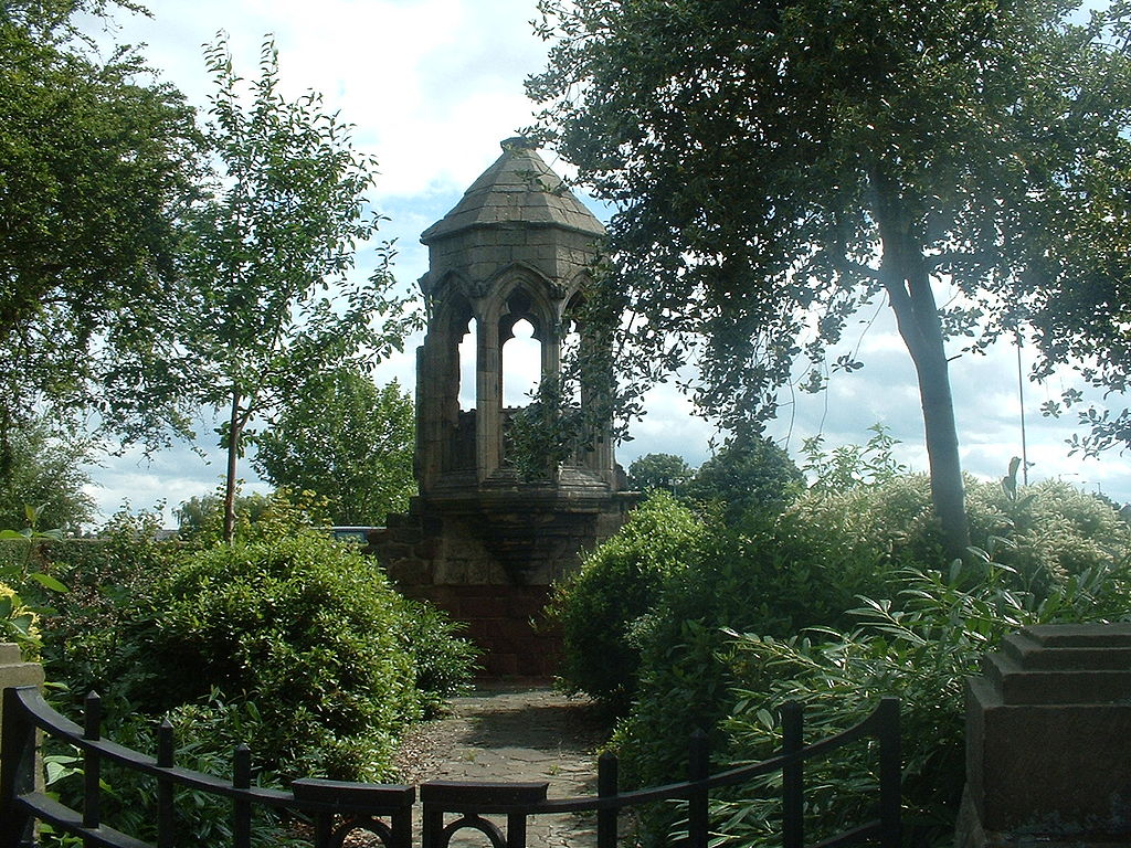 1 Shropshire and Ironbridge - Abbey Pulpit.jpg