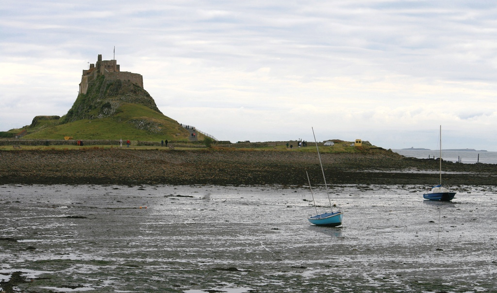 North Sea Coastline Holy Island By Akuppa John Wigham licensed for reuse under CC BY-SA 2.0