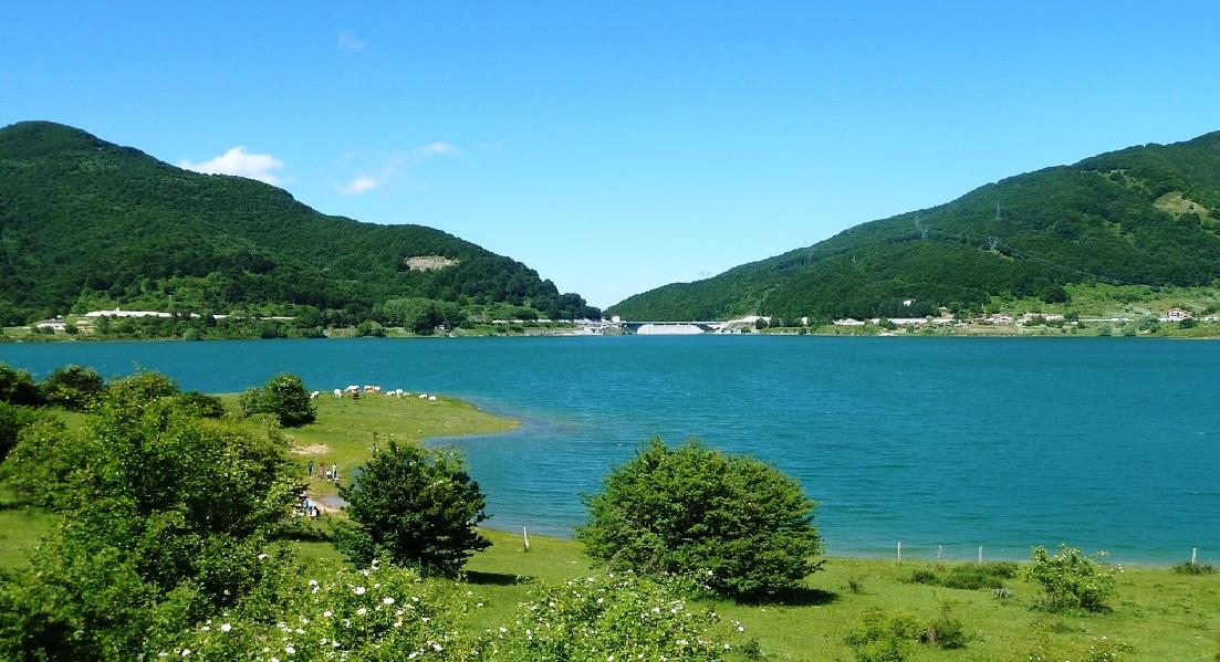 The Appennine Way - Lake Campotosto.jpg