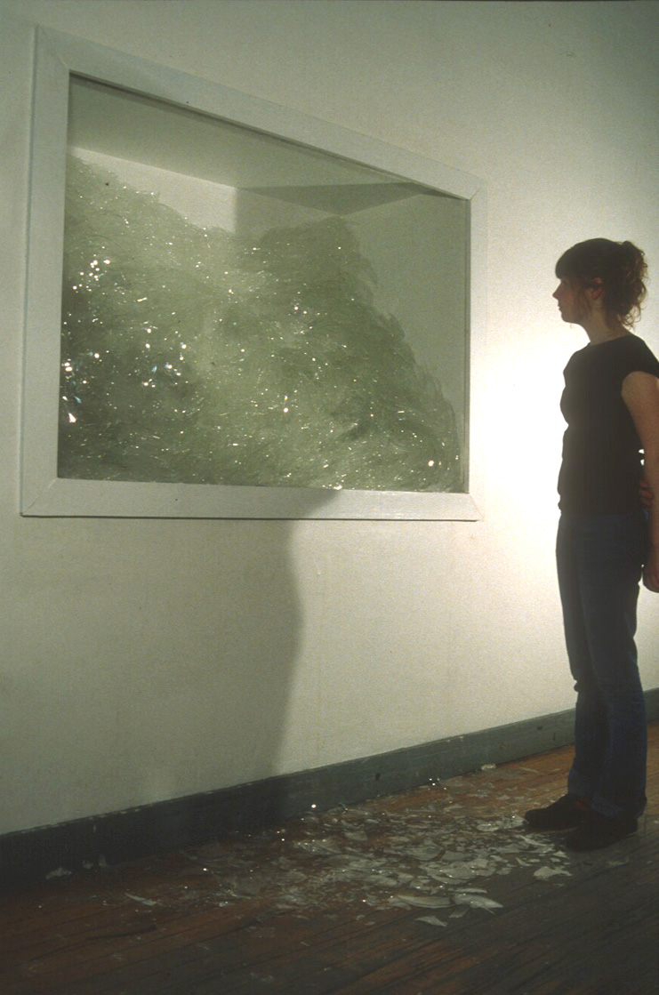 In Between the Here and Now I, 2005