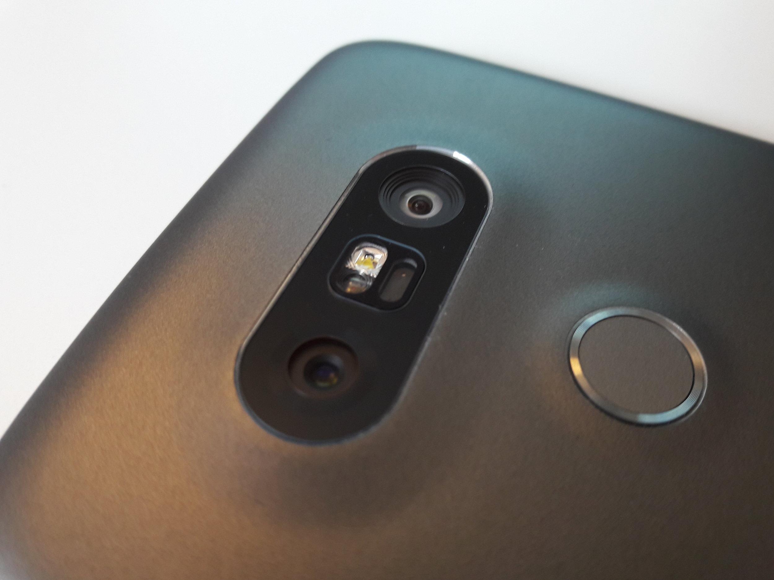 Kamera des Handy LG G5