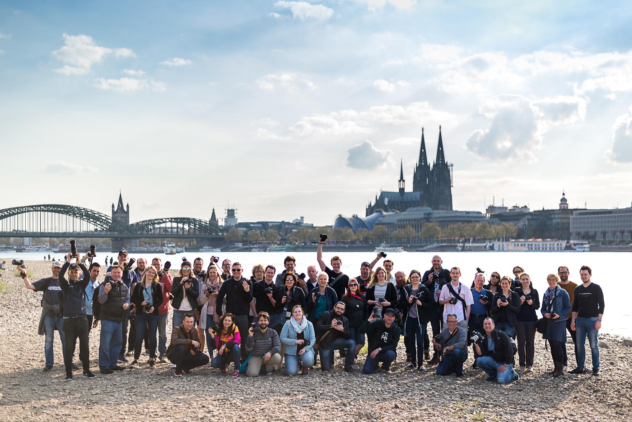 Gruppenbild 2 Photowalk