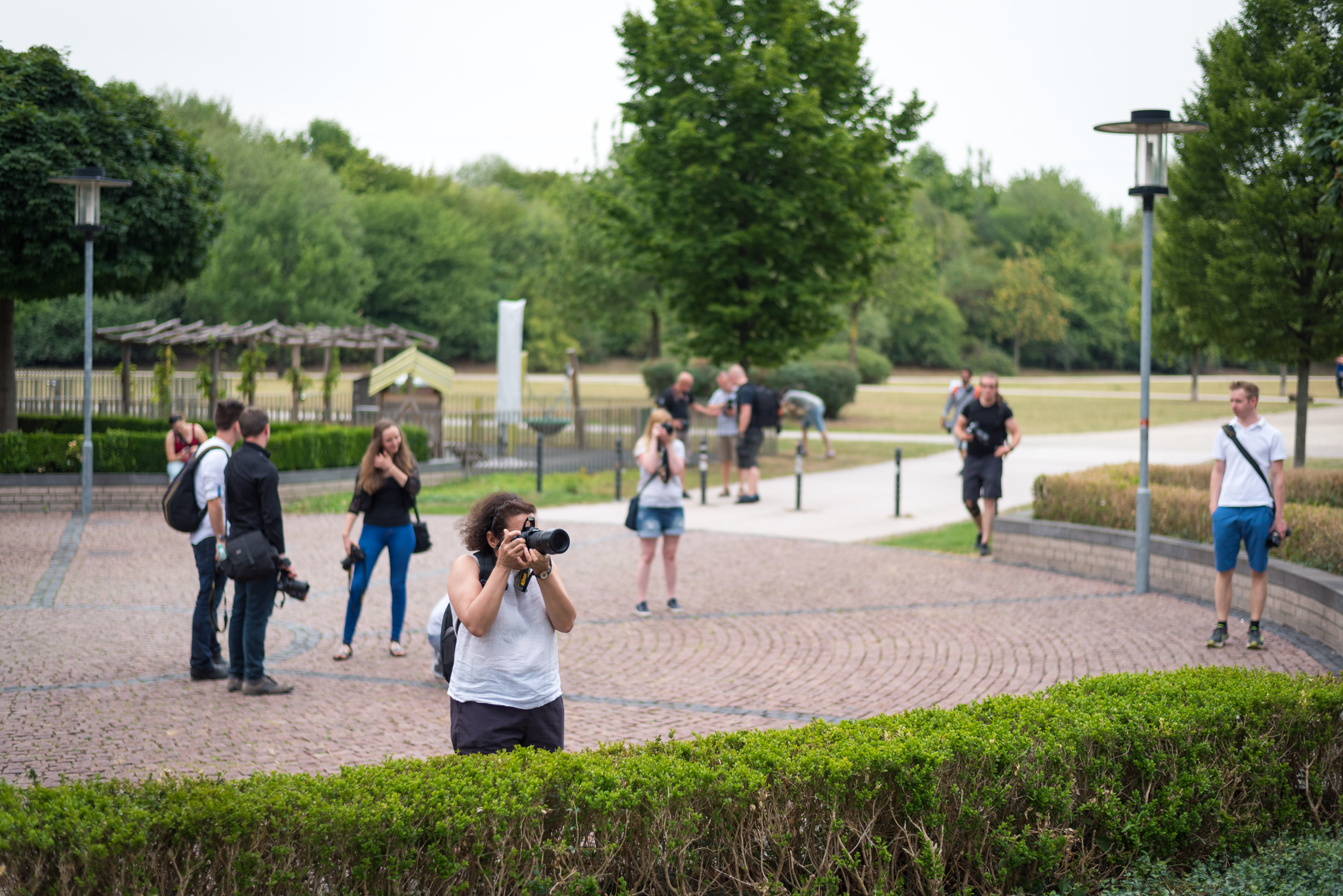 5. Photowalk Mediapark 2017
