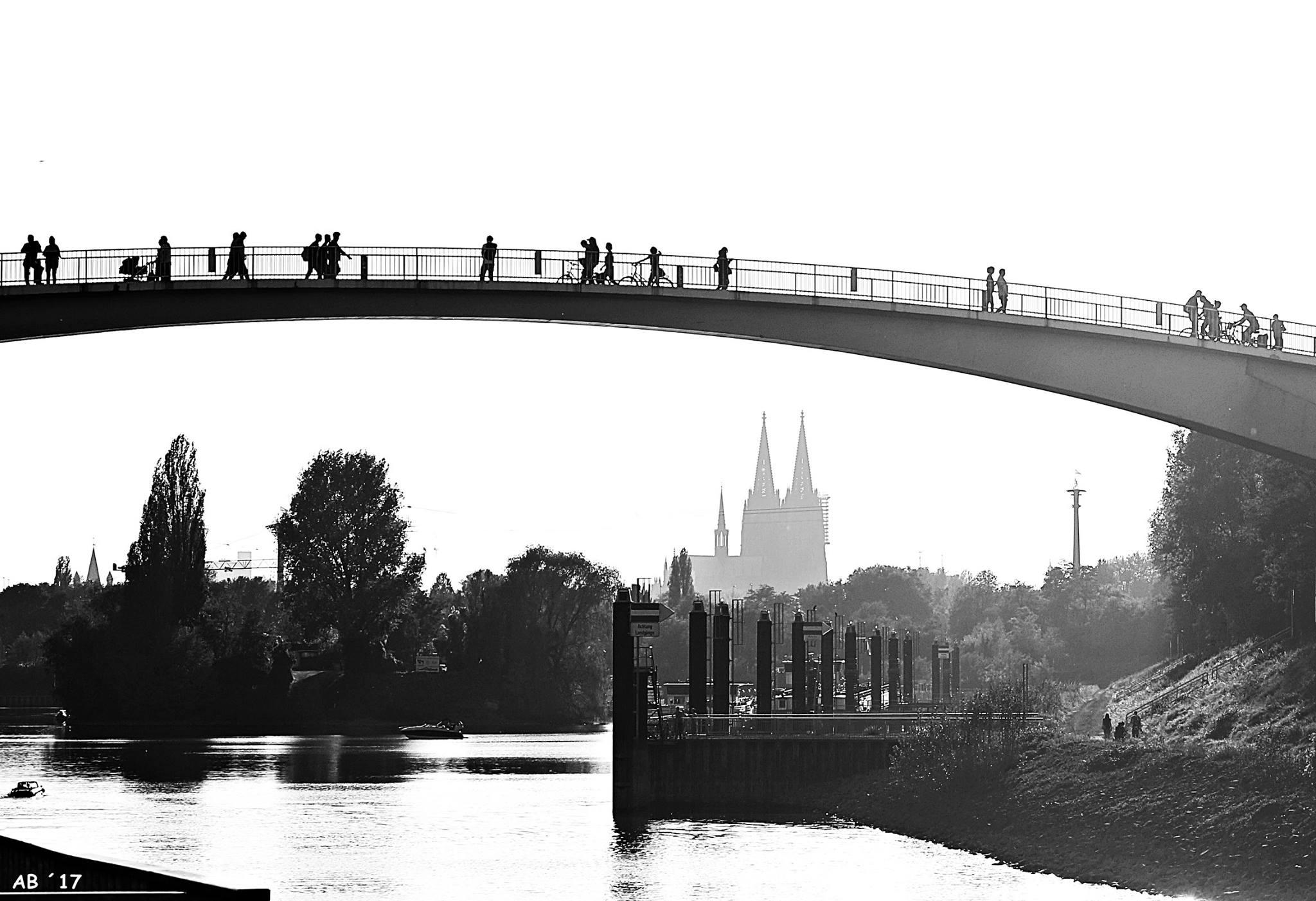 Angela Bosbach Photowalk Gewinnerin Köln