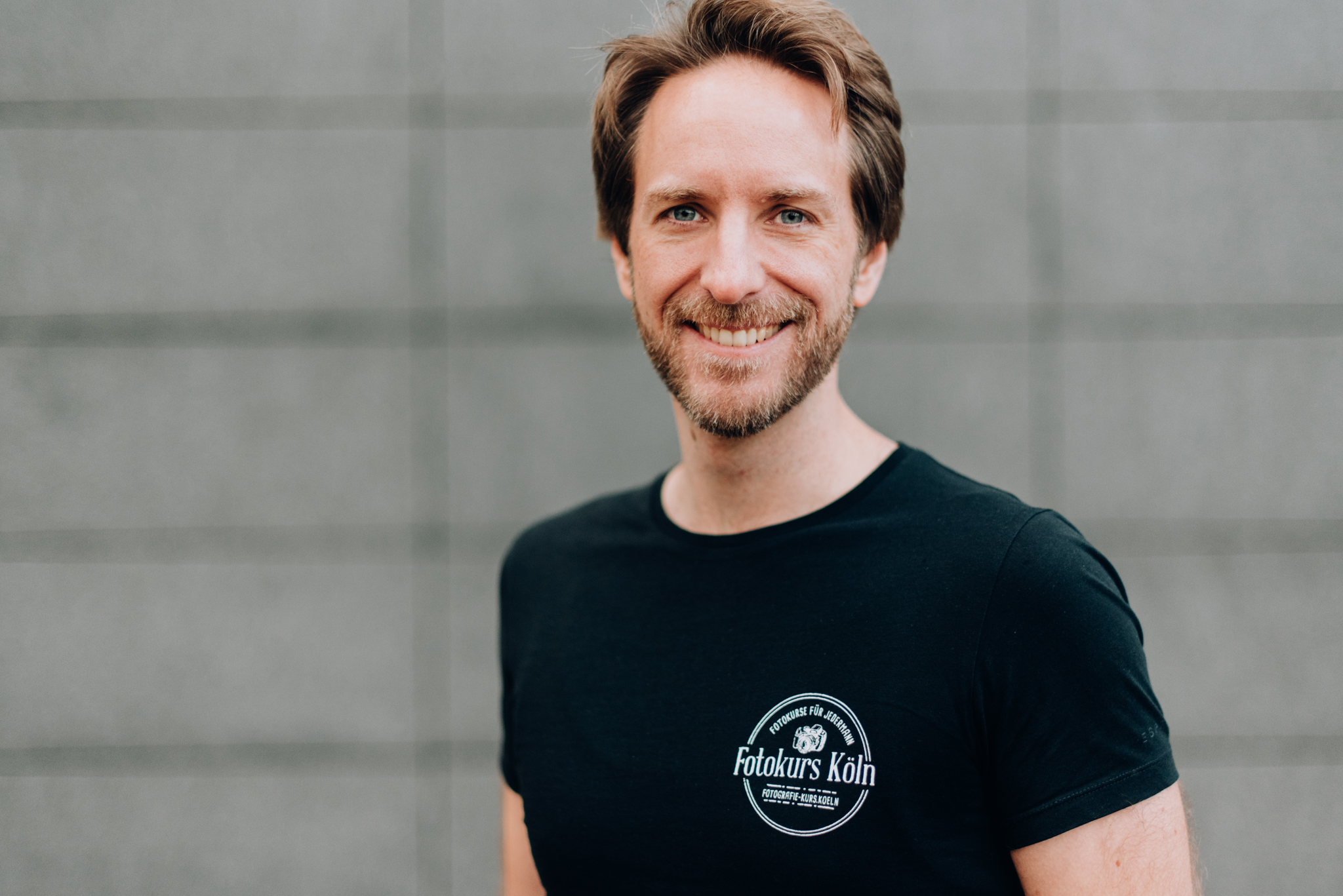 Kursleiter David Grigo