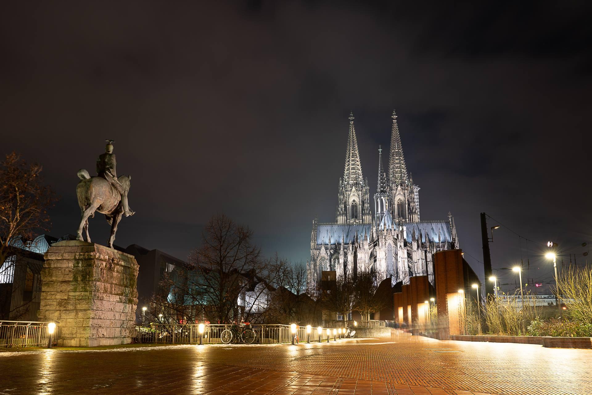 Thomas Löhmer Photowalk Nachtfotografie Köln