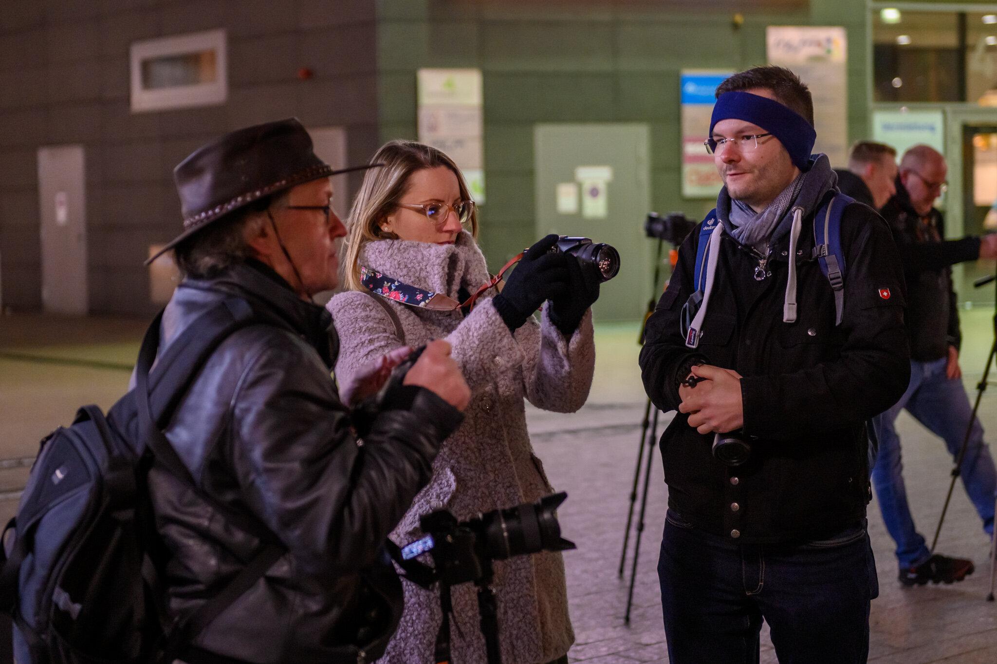 30. Photowalk Mediapark Hansaring