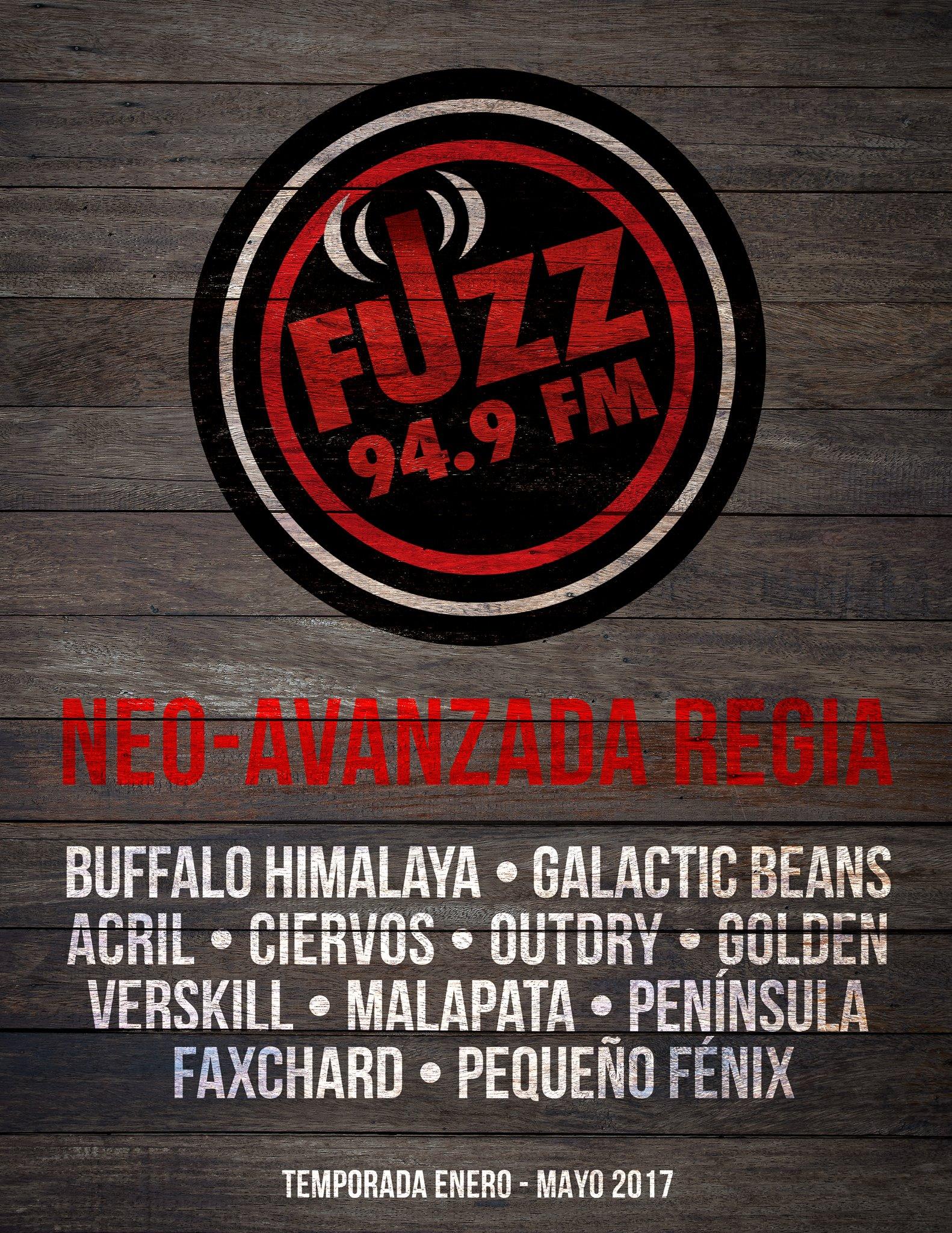 FUZZ Radio 94.9 FM