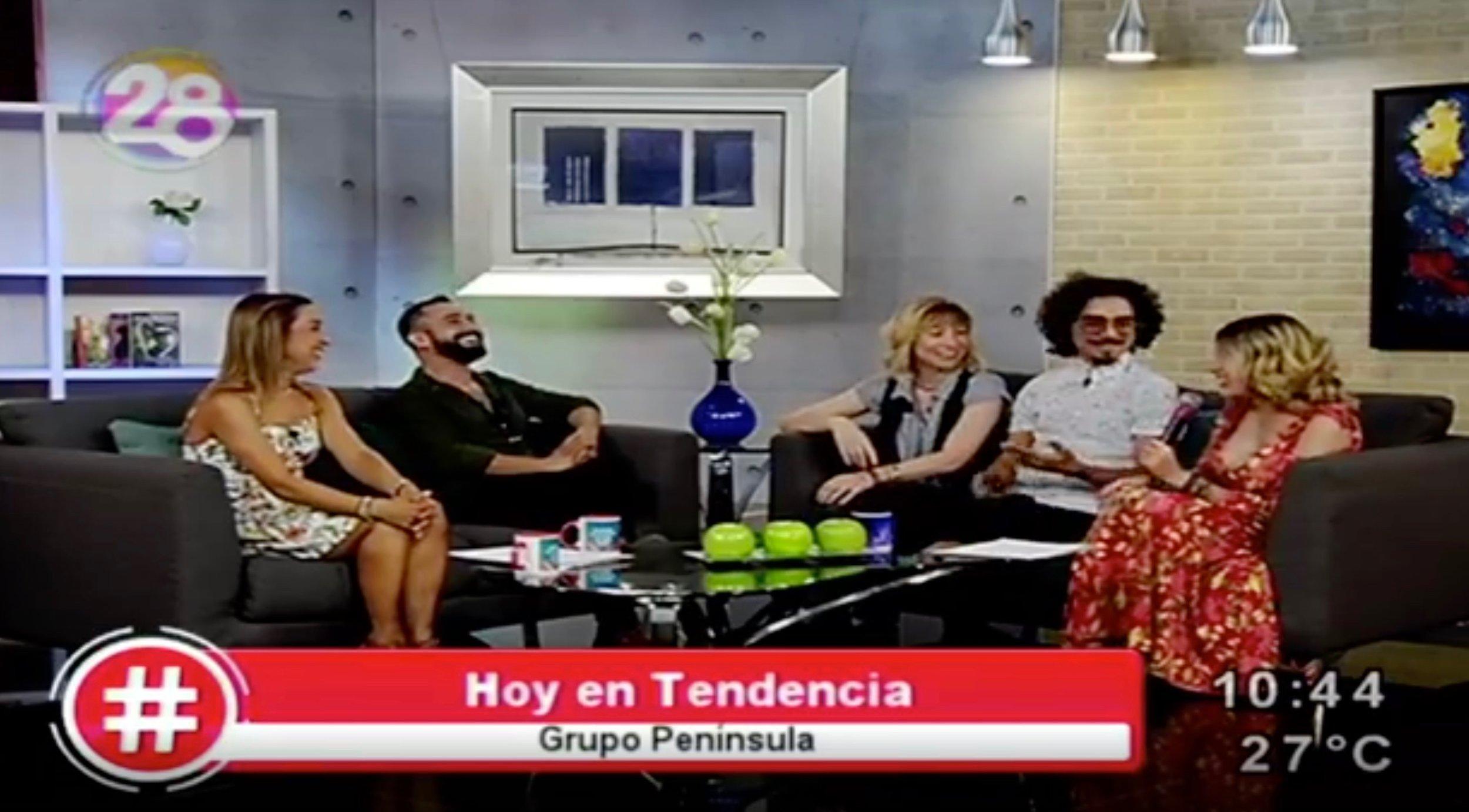 Canal 28 #EnTendencia