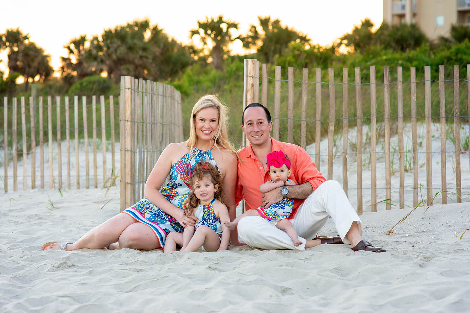 North Myrtle Beach, SC Photographer - Family