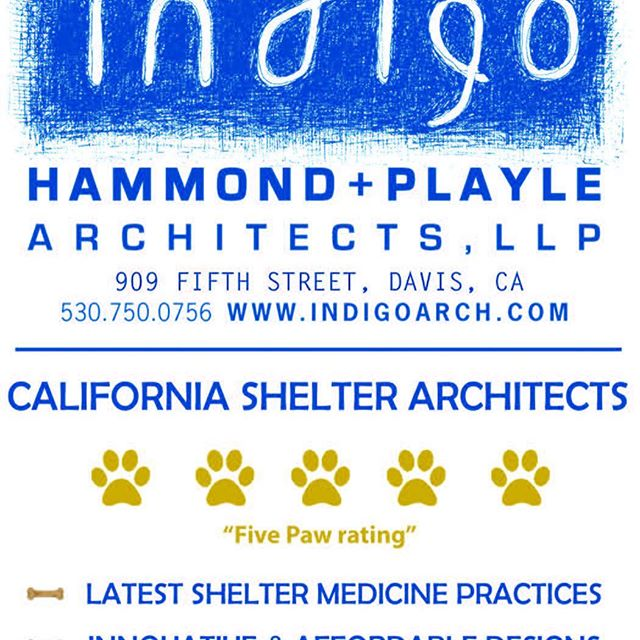 Indigo will be at the Animal Care Conference in Longbeach 3/5-3/7 #animalshelter #architects #animalcontrol #shelter