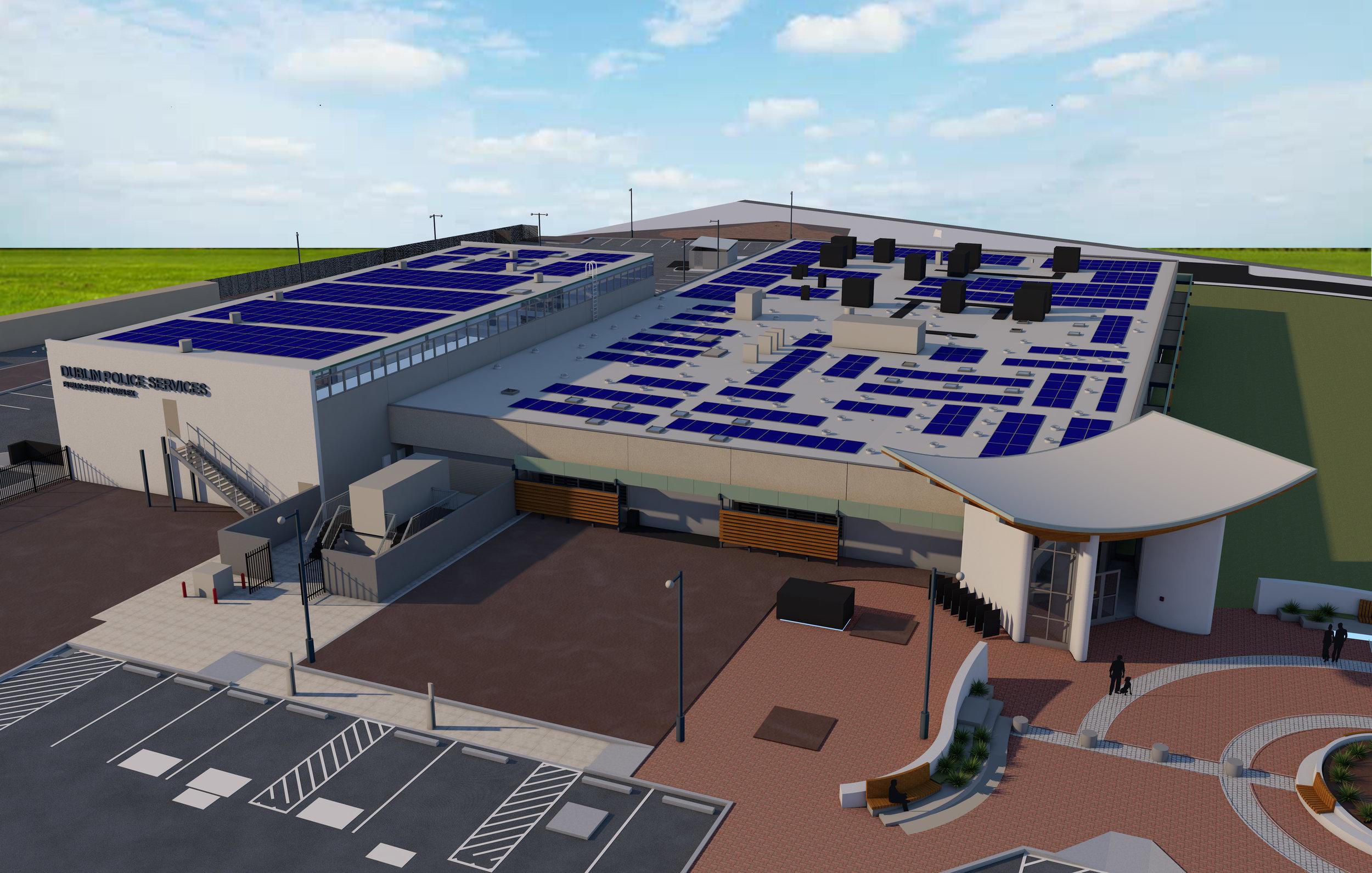 Indigo Architects- Straw Bale Police Station — Indigo