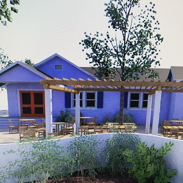 We are turning a downtown bungalow into Davis' next hippest restaurant! #downtowndavis #restaurantdesign #architecture