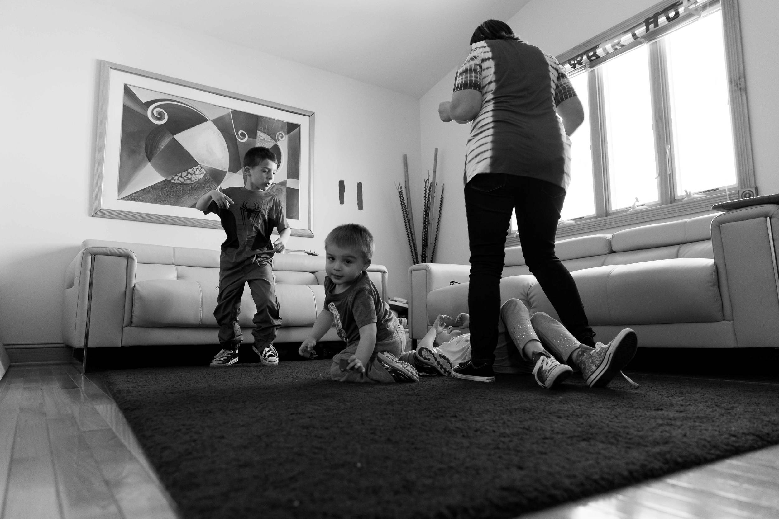 Documentary Photography Session | Erika Kao Photography