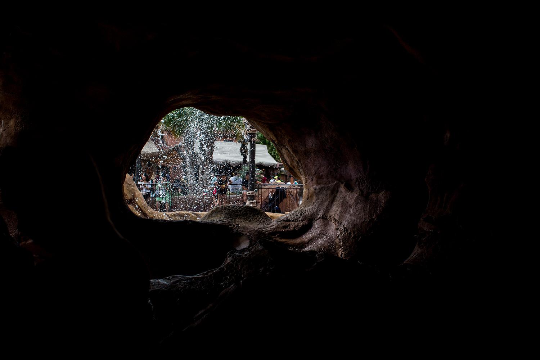 meet ariel in her grotto
